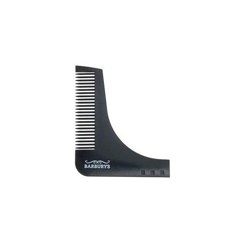 Barburys barber szakállformázó fésű