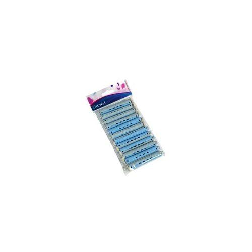 Dauer hajcsavaró kék/szürke (hosszú) Sibel