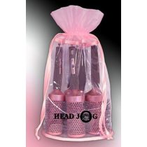 Head Jog 76-80 körkefe csomag 5db-os (pink)