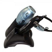 Hőálló Duo hajszárító hajvasaló tartó /Hair Tools