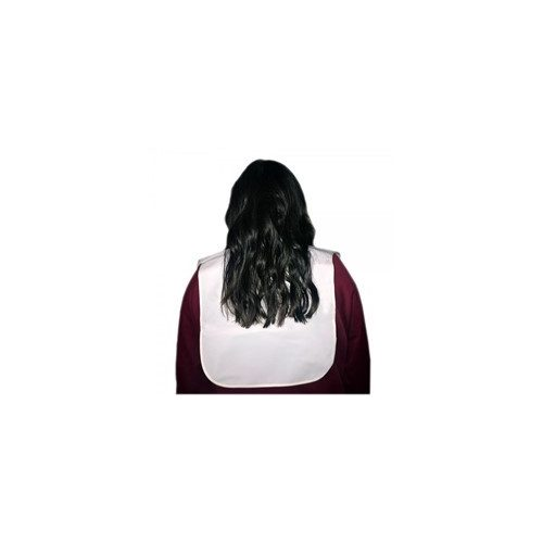 Hajvágó gallér hosszú fehér (Hair Tools)